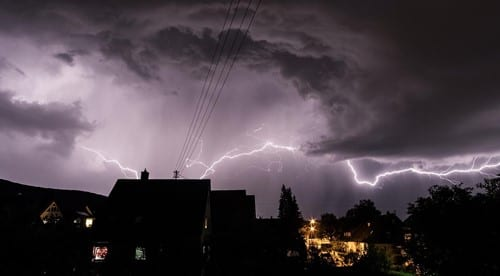 Severe Weather Damage & Homeowners Insurance